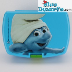 Lunchbox: Clumsy Smurf