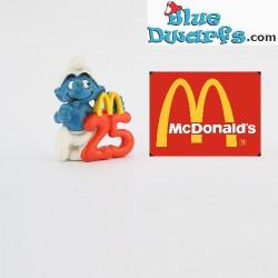 Puffo anniversario (Mc Donalds, 1996)