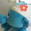 Smurf Plush: Vanity Smurf (+/- 45 cm)