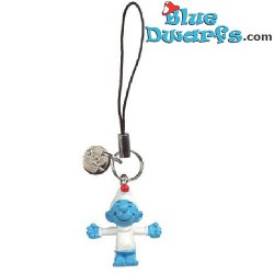 Plastic smurf pendant: Sleepwalker Smurf