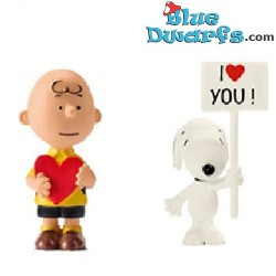 Playset Love is in the air (peanuts/ Snoopy, 22047)