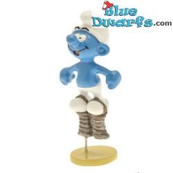 pixi06437: Smurf on springs (2012)