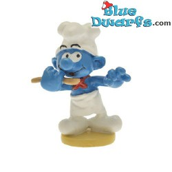 pixi06440: Cook Smurf (2012)