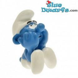 pixi06436: Thinker smurf (2012)