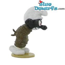pixi06430: Angry Smurf (2012)