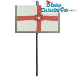 40208: Sign bearer Smurf *shield only*