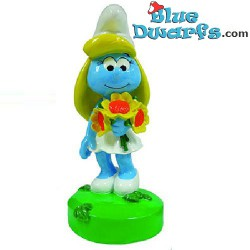 6 Garden Smurf figurines (Goldie Marketing)