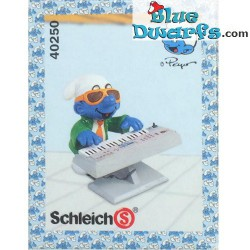 40250: Keyboarder Smurf (Supersmurf/ MIB)