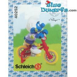 40252: Vélo acrobatique Schtroumpf (Super Schtroumpf/MIB)