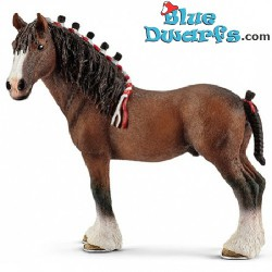 Schleich Horses: Clydesdale gelding (Schleich/ 13808)