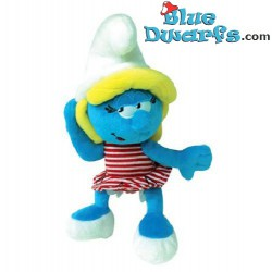 Smurf Plush: Smurfette *red/white*  (+/- 20 cm)