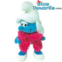 Smurf Plush: Smurfette *pink*  (+/- 20 cm)