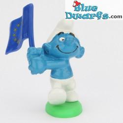 20409: Patriot Smurf