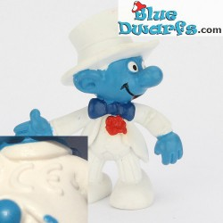 20413: BrideGroom Smurf