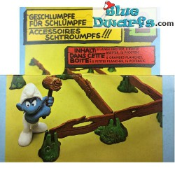 40040: Fence playset