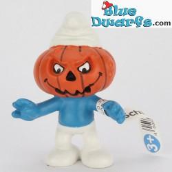 20548: Pumpkin Smurf (Halloween 2006)