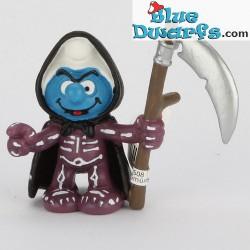 20545: Grim Reaper Smurf (Halloween 2006)