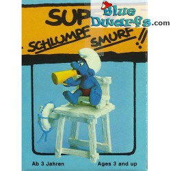 40242: Lifeguard Smurf (Super smurf)