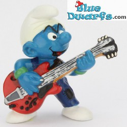 20449: Guitar, Smurf wit Lead (1998)