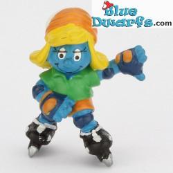 20443: Inline Skater Smurfette (1997)