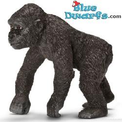 Schleich dieren: Gorilla kind (Schleich/ 14663)