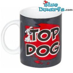 Asterix und Obelix Tasse: Idefix top dog (0,3l)
