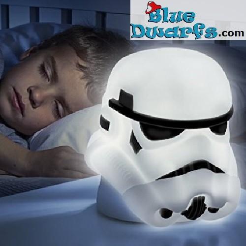 Star Wars Lampe *Soft Lite* (+/- 8x6 x10 cm) - Bluedwarfs