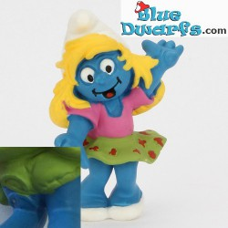 20445: Disco Smurfette (1997) MATTE PAINT VERSION