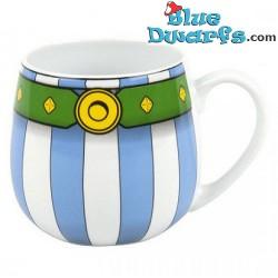 """Asterix und Obelix Tasse: Obelix """"Men's belt"""" (0,42L)"""