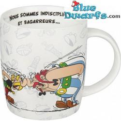 """Asterix and Obelix mug: """"Les copains!"""" (0,38L)"""
