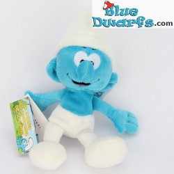 Smurf Plush: Normal smurf *Puppy/Jakks Pacific* (beaniebag/+/- 20 cm)