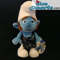 Smurf Plush: Gutsy Smurf (Puppy +/- 30 cm)