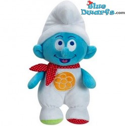 Puffi peluche: Baby Puffo *sonaglio* (+/- 25 cm)