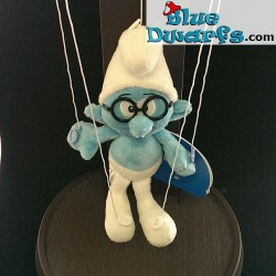 Smurf Plush: Papa smurf  *Marionette* (+/- 25 cm)