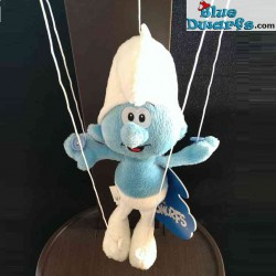 Smurf Plush: Clumsy smurf  *Marionette* (+/- 25 cm)