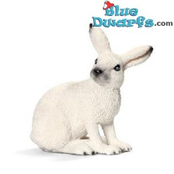 Schleich Animals: White hare (Schleich/ 14692/ OUT 2016)