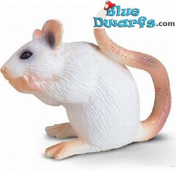 Schleich Animals: White mouse (Schleich/ 14406/ OUT 2016)
