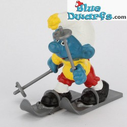 40205: Ski Smurf (Supersmurf)