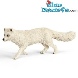 Schleich Animals: Artic fox  (Schleich/ 14638/ Out 2016)