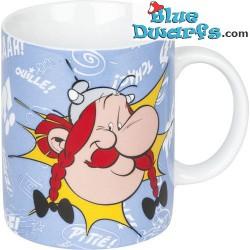 Asterix und Obelix Tasse: Obelix: Tchoc! (0,3L)