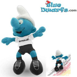 Smurf Plush: Germany (+/- 20 cm)