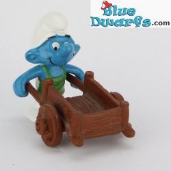 40206: Tuinier Smurf (MINT/ zonder doosje)