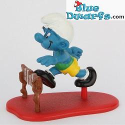 40511: Hurdler Smurf