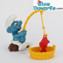40207: Fishing Smurf (in bag)