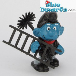 40202: Chimney Sweeper Smurf