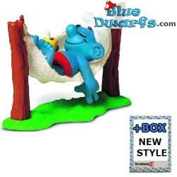 40226: Hammock Smurf