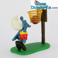 40512: Basketball Smurf (Super smurf/ MIB)