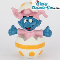 20492: Easter Smurf in Egg