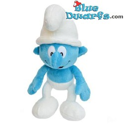 Smurf Plush: Normal smurf (+/- 20 cm)