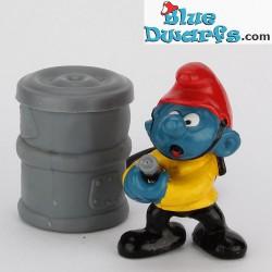 40216: Puffo pompiere (Super puffo).